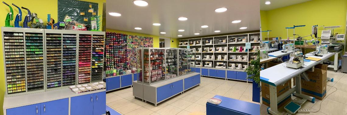 Обновленный магазин в Севастополе