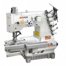 Плоскошовная машина с цилиндрической платформой Joyee JY-C122-356/CH-C1