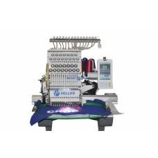 VELLES VE 15CN-SC Промышленная одноголовочная компактная вышивальная машина