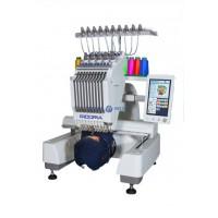 RICOMA EM-1010 10-ти игольная компактная вышивальная машина